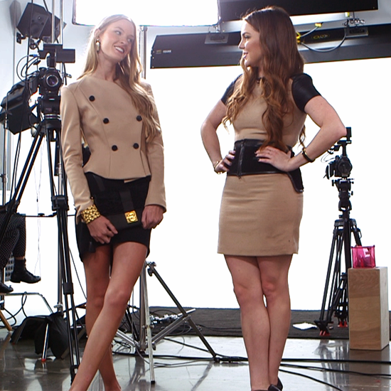 How to Wear the Military Trend (Video)