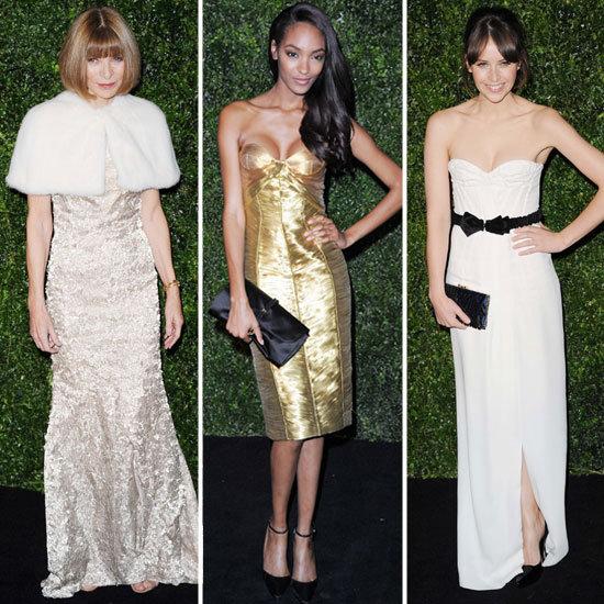 Celebrities at London Evening Standard Theatre Awards 2012