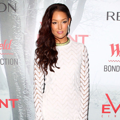 Erin McNaught and Example (Elliot Gleave) Engaged
