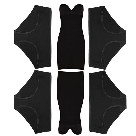 The Essential Wadrobe: The 10 Underwear Non-Negotiables