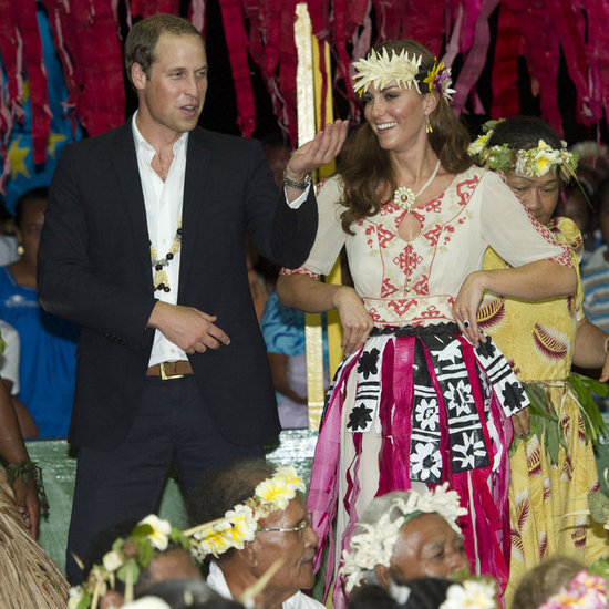 Favorite Prince William and Kate Middleton Moment of 2012