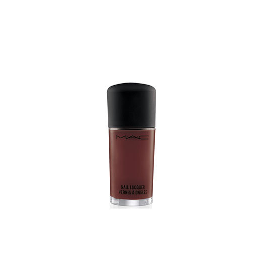 Mac Cosmetics Nail Lacquer in Vintage Vamp, $22
