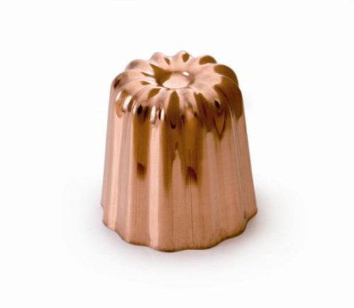 Copper Canele Molds