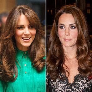 Kate Middleton Gets Fringe