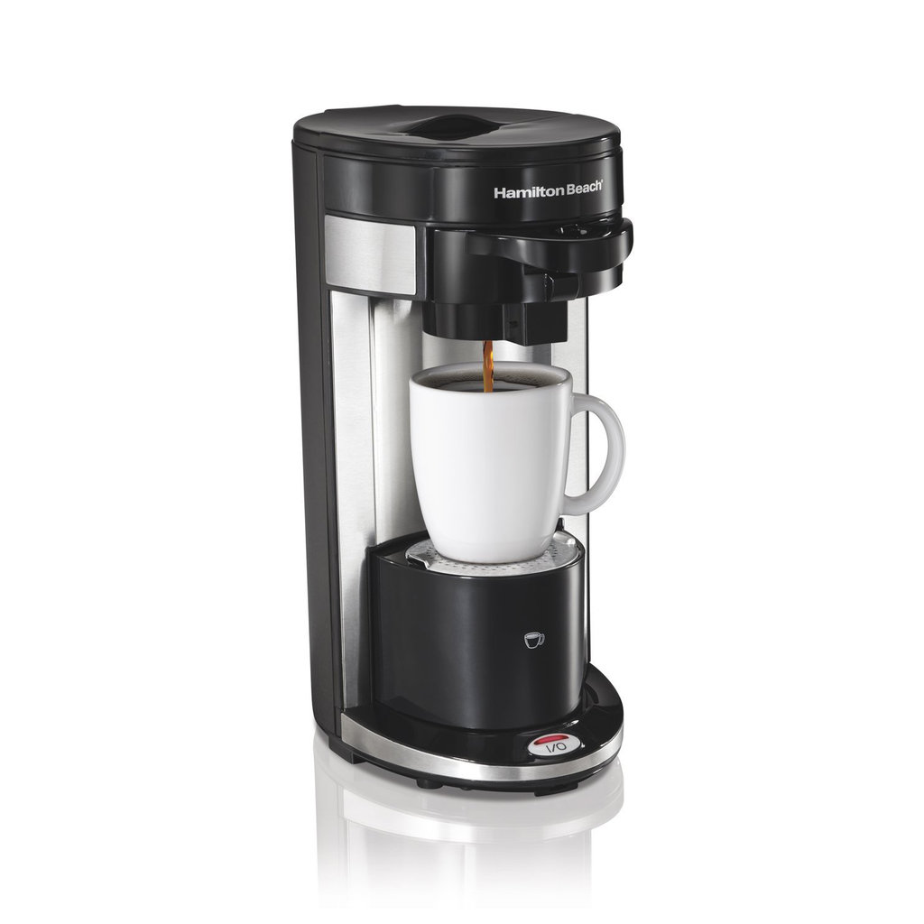 Single-Brew Coffeemaker