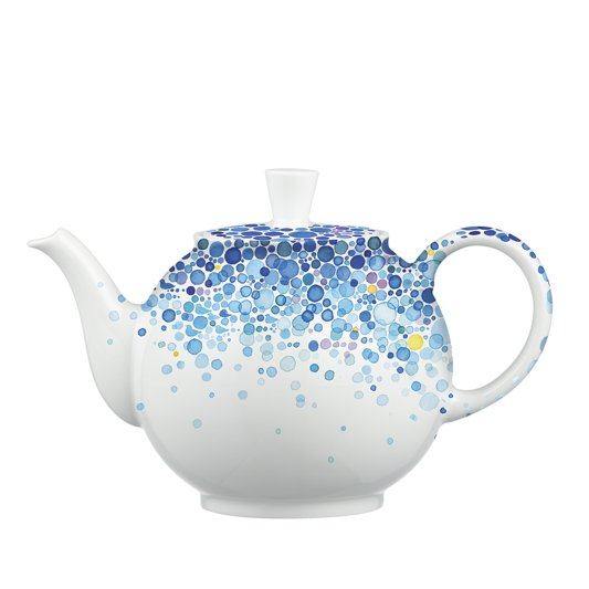 Crate and Barrel's Anniversary Teapots