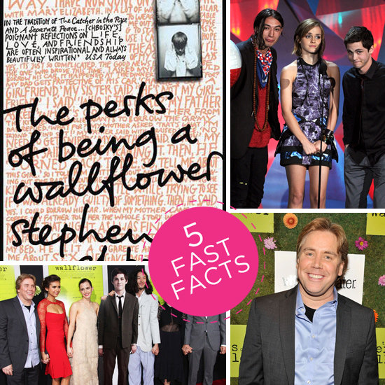 Everyone's Talking About The Perks of Being A Wallflower — Here's What You Need To Know