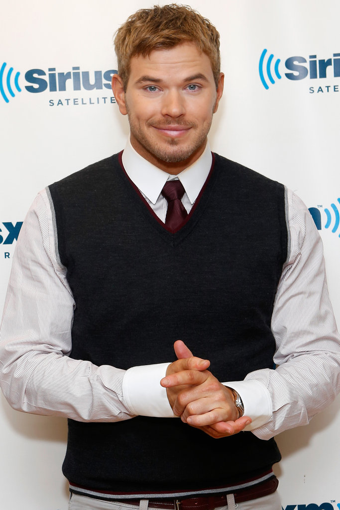 Kellan Lutz will star in Tatua, about a man whose rare blood type allows him to be tattooed with weapons that he can then pull off his skin and use.