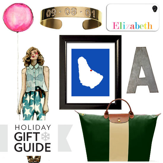 "Looking to impress your loved ones with an extraspecial gift this holiday season? Nothing says ""you're the bee's knees"" like a personalized gift, and on that note, Fab handpicked 12 gifts that are sure to please even the most finicky friend."