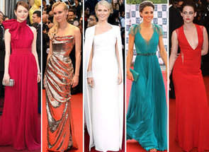 Best Red-Carpet Looks of 2012