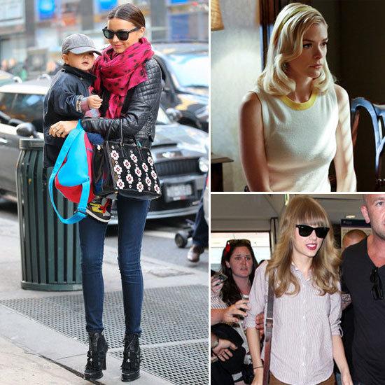 Celebrity Style Recap | Nov. 30, 2012