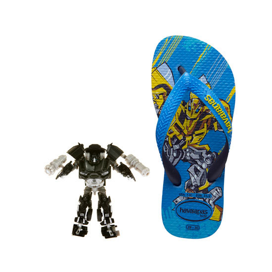 Transformers Gift set, $49.95, Havaianas