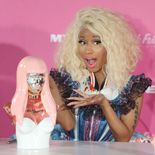 Pictures of Nicki Minaj in Sydney at the ARIAs