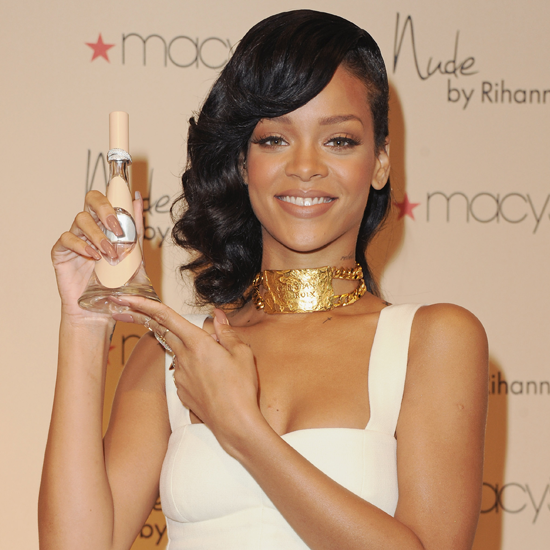 "Rihanna on What It's Like Going ""Nude"""