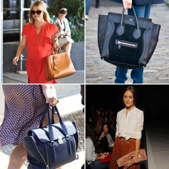 Vote for Your Favourite Designer It Bag of 2012: Celine?