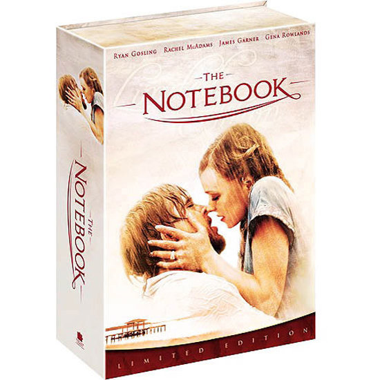 The Notebook Limited Edition Gift Set, approx. $14