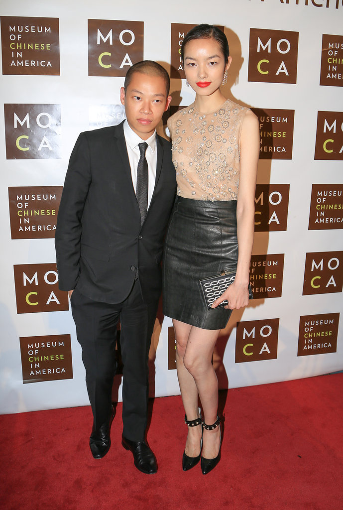 Jason Wu and Fei-Fei Sun