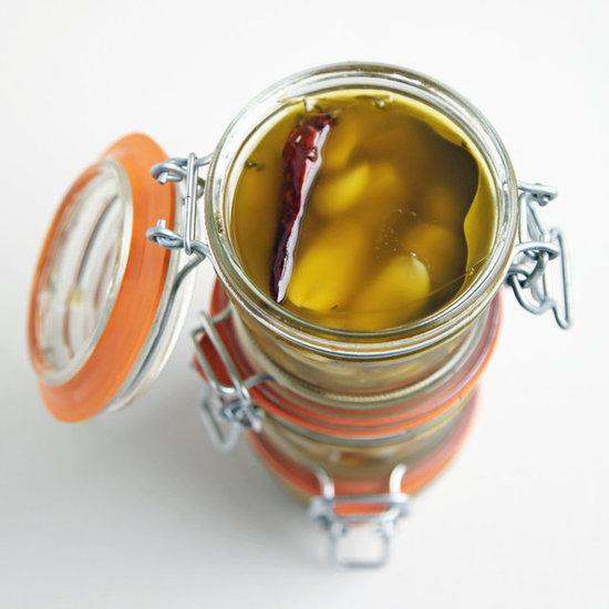 Garlic Confit and Garlic Oil