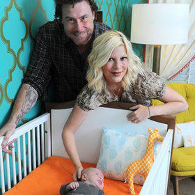 Tori Spelling's Son Finn's Nursery