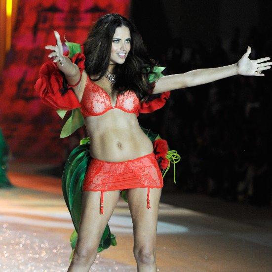 How Victoria's Secret Models Keep in Shape