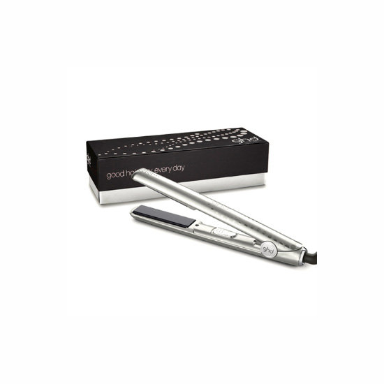 ghd Shimmering Silver Gift Set, $265