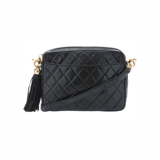Chanel Vintage Quilted Shoulder Bag, approx. $3,786