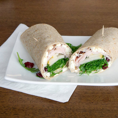 Hearty Winter Wrap Sandwich