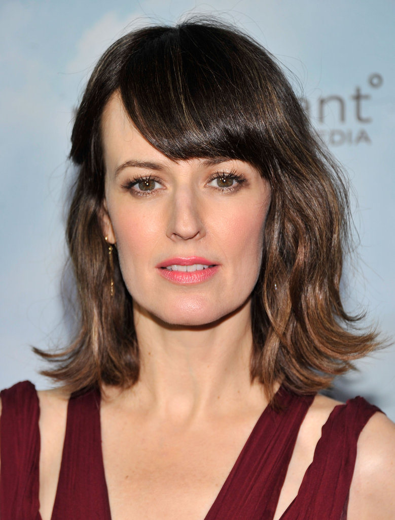 Rosemarie Dewitt was out in NYC.