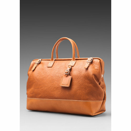 Billykirk Leather Carryall, approx. $430