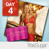 18 Days of Holiday Giveaways, Day 4: Win $1,500 to Victoria's Secret!