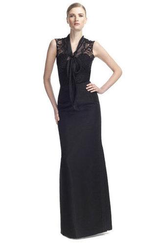 Shop Carolina Herrera Lace Silk Blouse at Moda Operandi