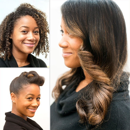 Formal Hairstyles For Natural, Curly Hair | POPSUGAR Beauty