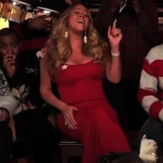 Mariah Carey Singing With Jimmy Fallon (Video)