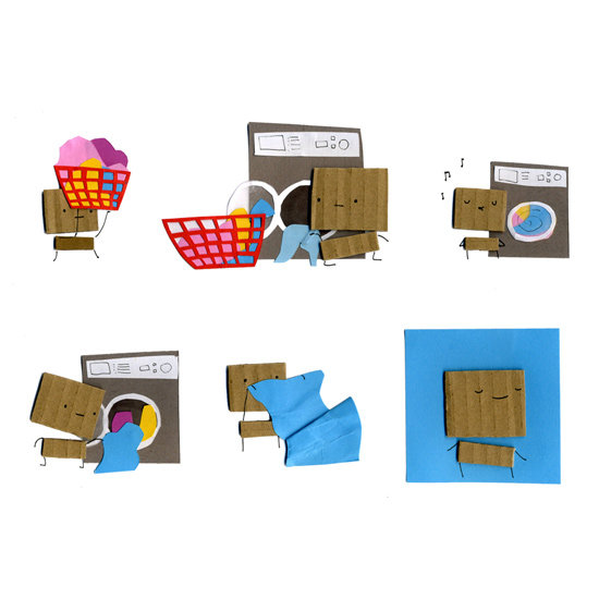 My Cardboard Life Tumblr