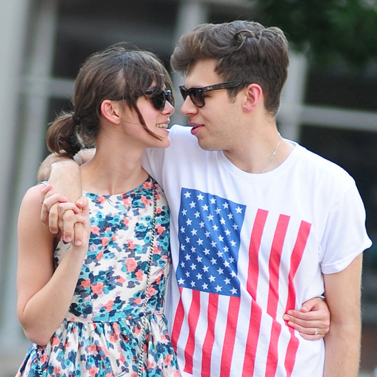 Keira Knightley on Her Engagement to James Righton