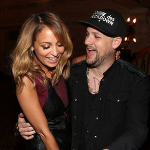 Nicole Richie and Joel Madden Cute Pictures
