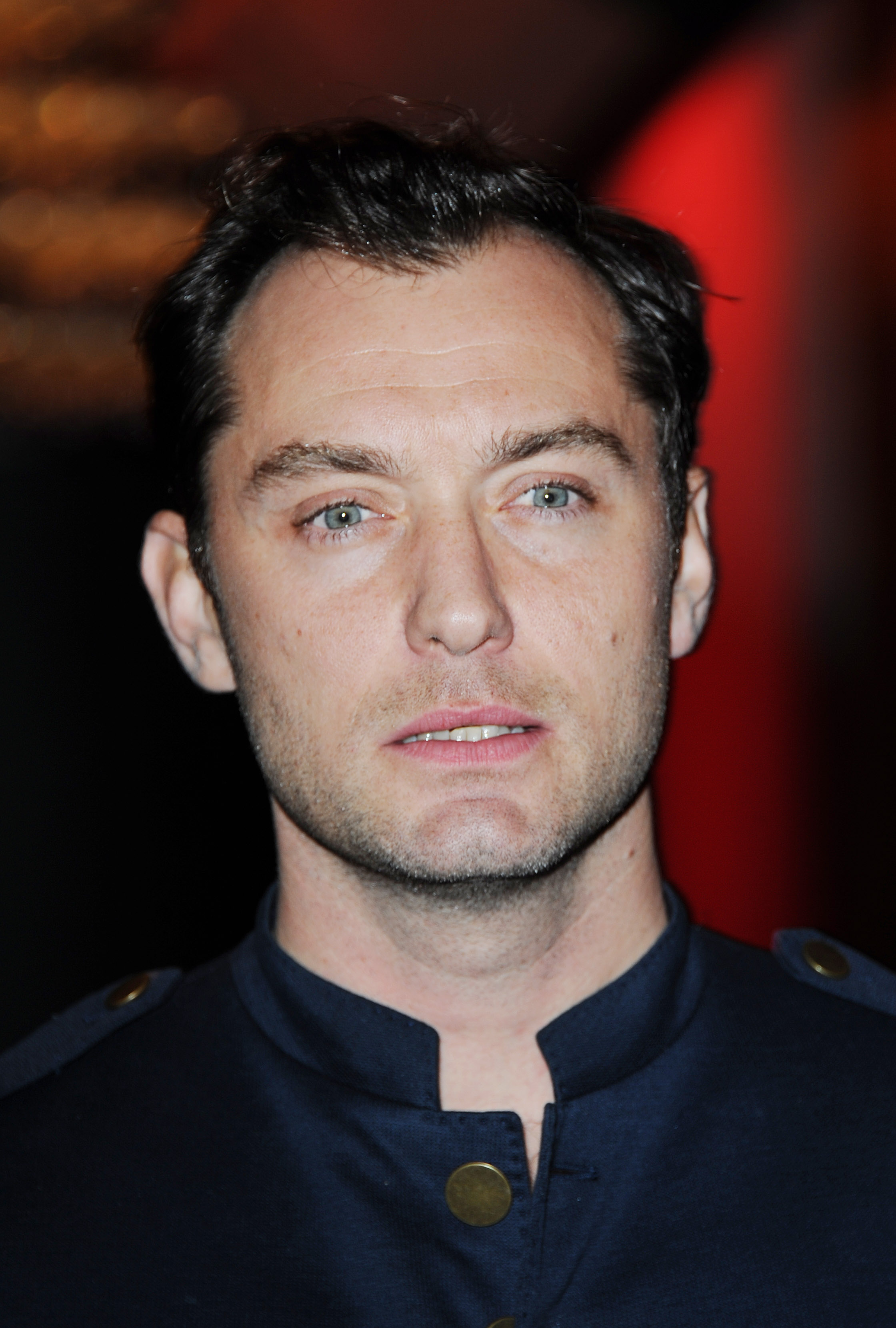 Jude Law won the Variety Award at the BIFAs.