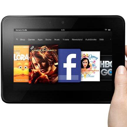 Amazon Kindle Fire $50 Off