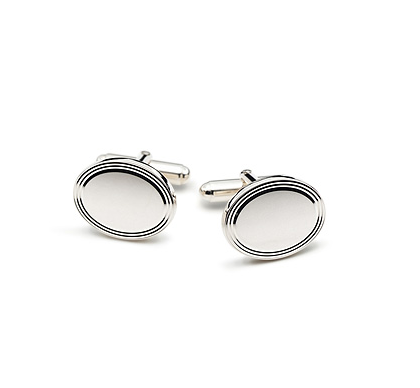 A pair of Tiffany's engine-turned cufflinks ($225) are great for the guy in your life who loves to dress up. They're a keepsake for life —and can be engraved too! — Allie Merriam, editor