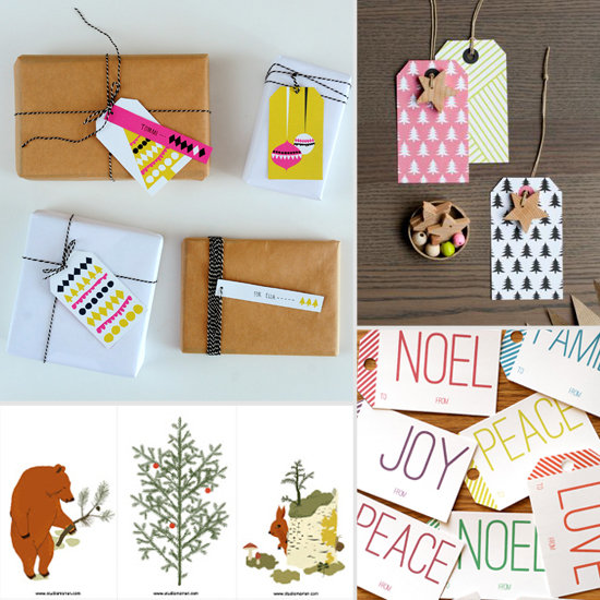 12 Free Printable Tags to Make Gifts Cuter and Mom's Life Easier!