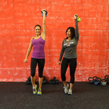 Strength-Training Kettlebell Workout Video