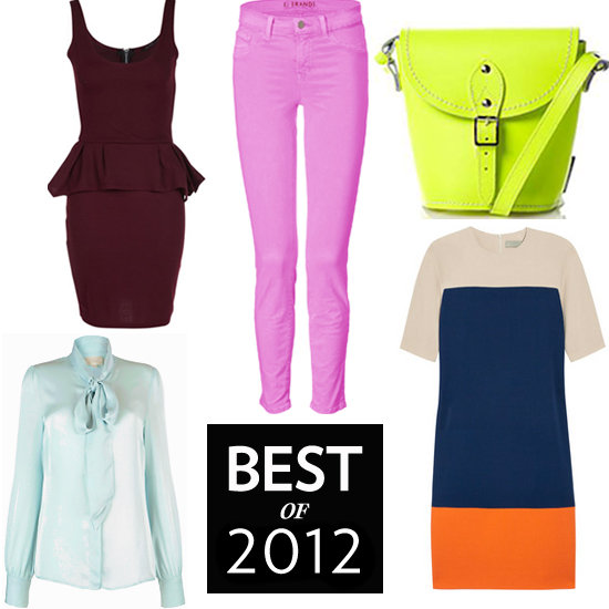 What Was The Biggest Fashion Trend of 2012?