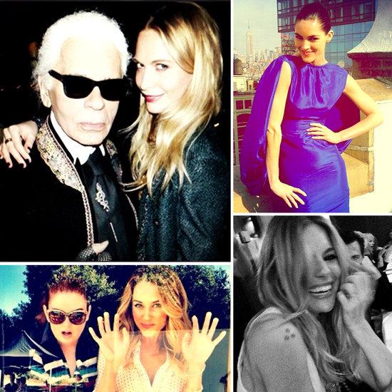 Celebrity Social Media Pictures | Dec. 13, 2012