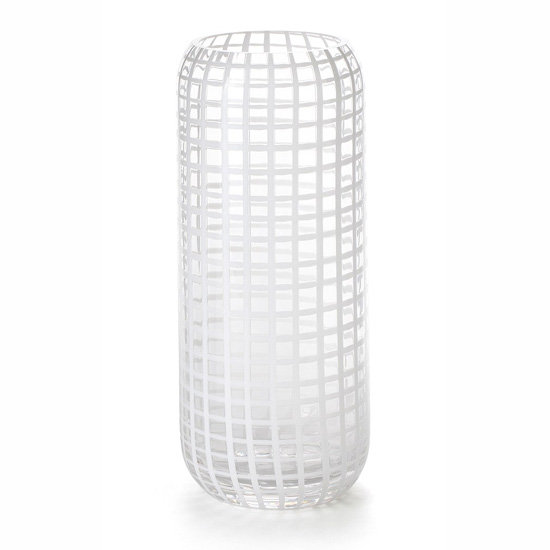 Country Road Graph Tall Vase, $79.95