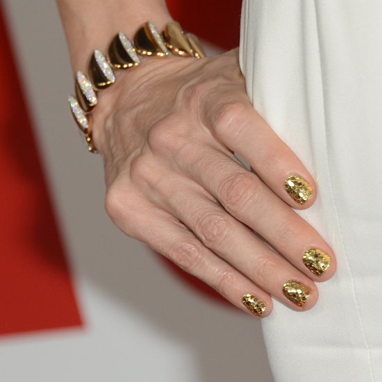 How to Get a Golden Manicure