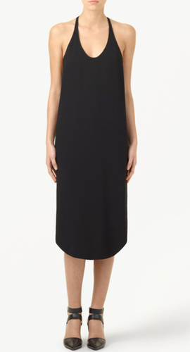 I'm a sucker for a classic LBD, and with this slightly shapeless, slightly sportier Aritzia Wilfred Colonne dress ($165), you get a staple piece with a long life ahead. What I mean by this is — I can layer it with sweaters for colder weather and keep it light and breezy during the Summer.  — Marisa Tom, associate editor