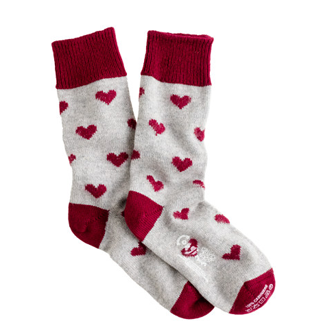 Once Winter rolls around, nothing feels better than lounging around the house in a pair of cashmere socks — they're such an indulgence. This year, I have my sights set on these Corgi Cashmere Heart Socks ($98); they're obviously adorable, and will look just as great with a pair of Pjs as they will peeking out of a pair of ankle boots. — Brittney Stephens, assistant editor