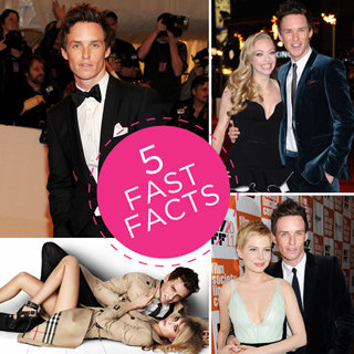 Facts About English Model And Actor Eddie Redmayne