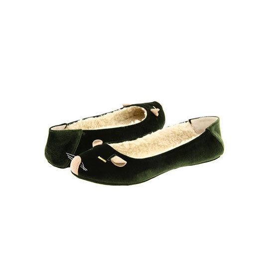 Marc by Marc Jacobs Velvet Mouse Indoor Slipper, $198