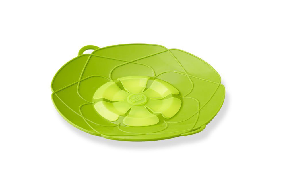 Kuhn Rikon Spill Stop Silicone Pot Lid